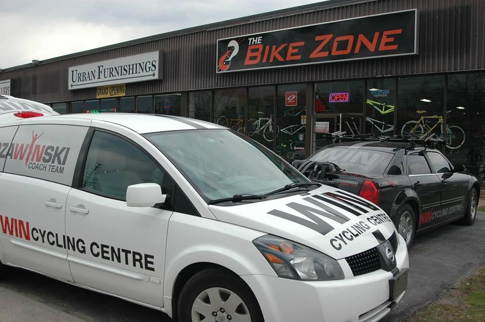 The BikeZone